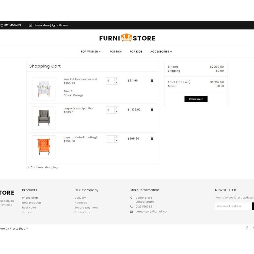 theme - Heim & Garten - Furniture Store - 7