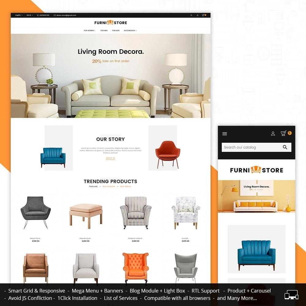 theme - Casa & Giardino - Furniture Store - 2