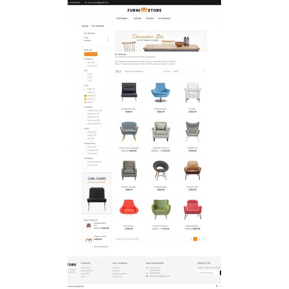 theme - Casa & Giardino - Furniture Store - 4
