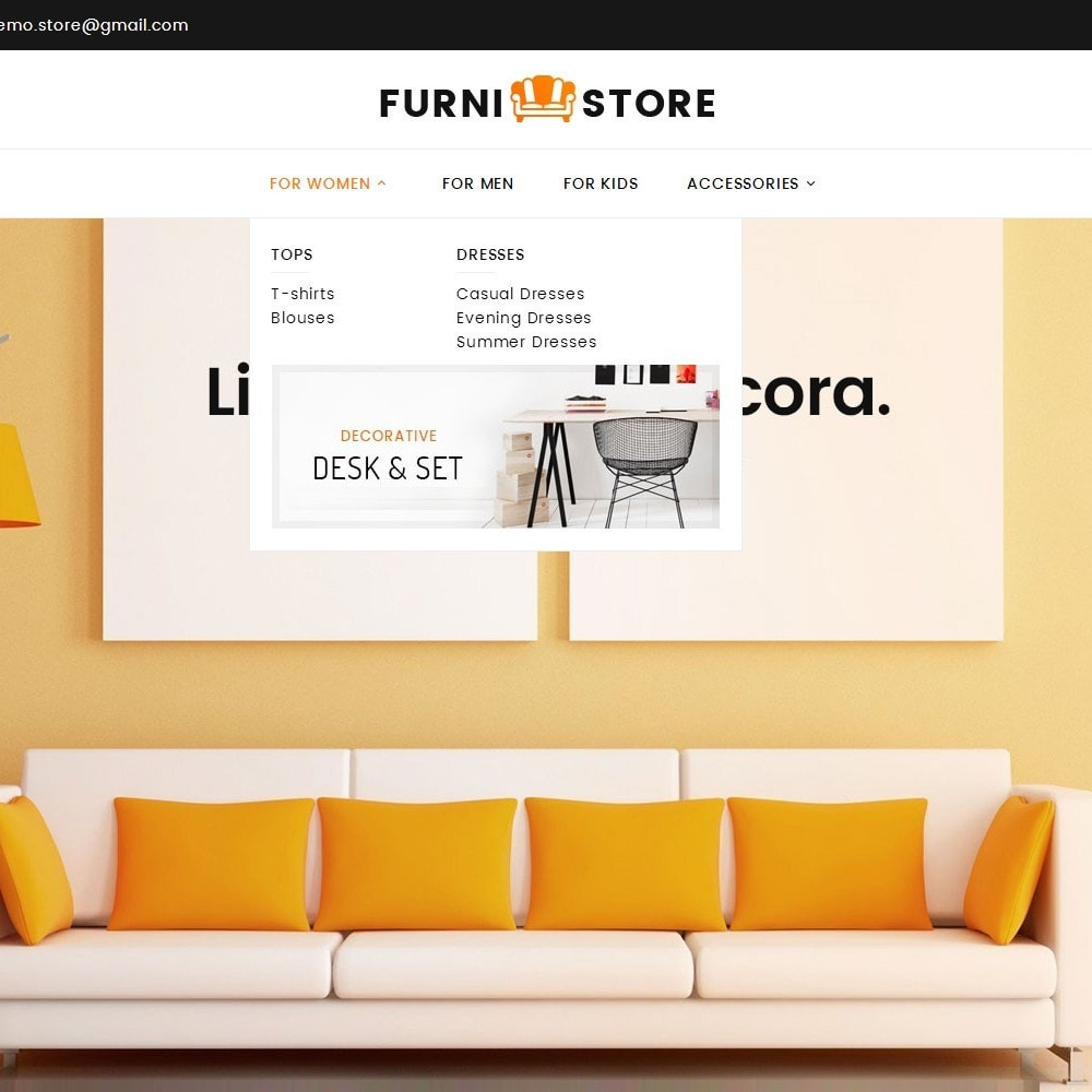 theme - Casa & Giardino - Furniture Store - 10