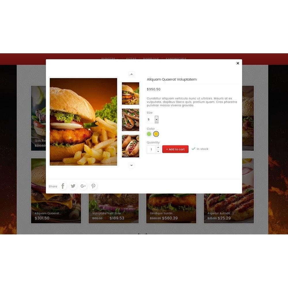 theme - Gastronomía y Restauración - Food Kings - 9