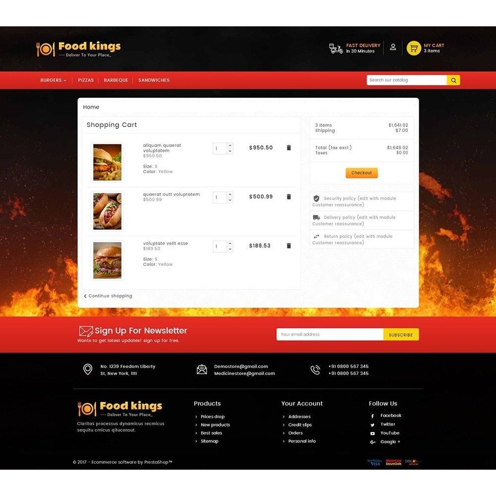 theme - Lebensmittel & Restaurants - Food Kings - 7