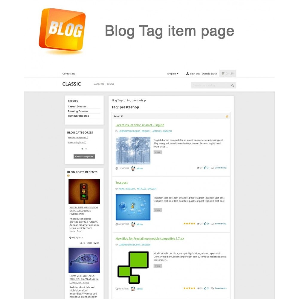 bundle - Inloggen - Pack: Blog PRO, Social Connects, Product Reviews - 17