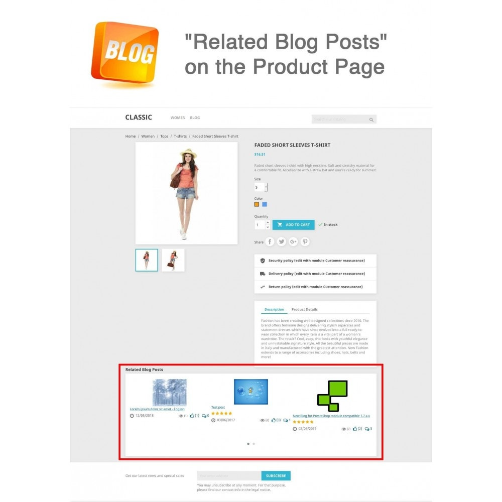 bundle - Inloggen - Pack: Blog PRO, Social Connects, Product Reviews - 22