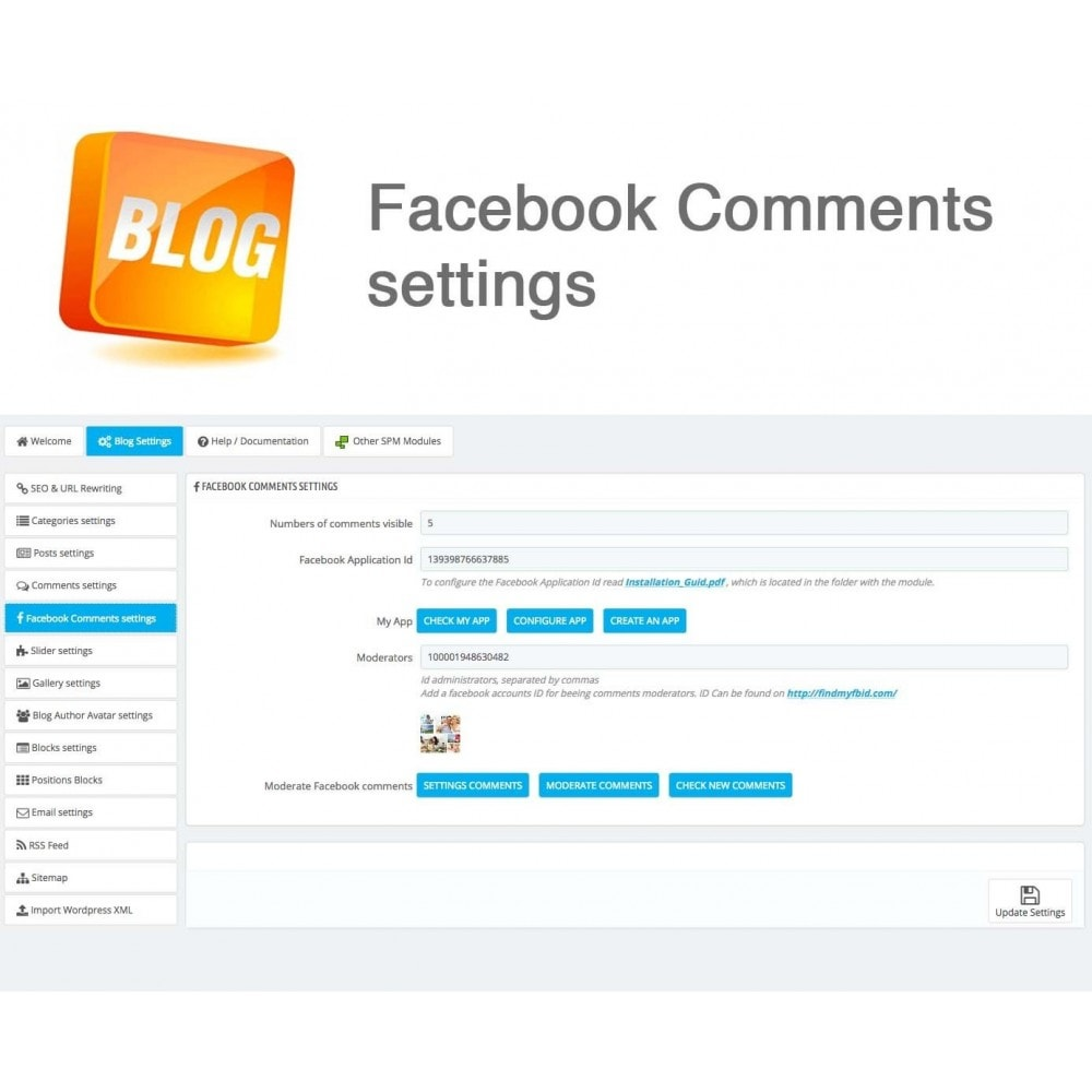bundle - Inloggen - Pack: Blog PRO, Social Connects, Product Reviews - 33
