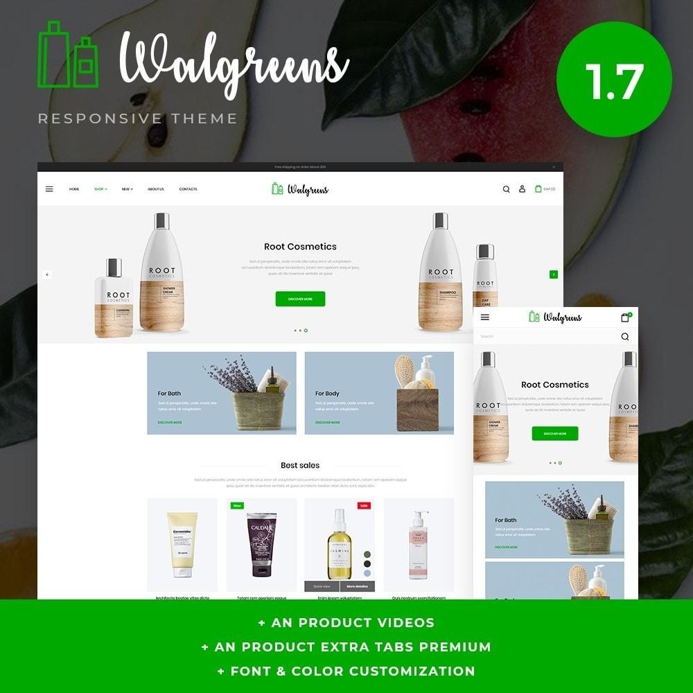 theme - Zdrowie & Uroda - Walgreens Cosmetics - 1