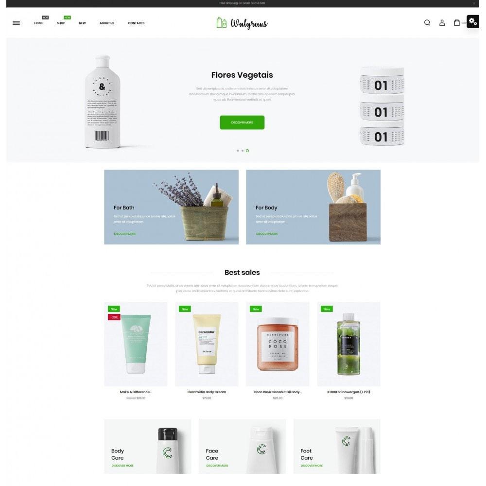 theme - Zdrowie & Uroda - Walgreens Cosmetics - 2