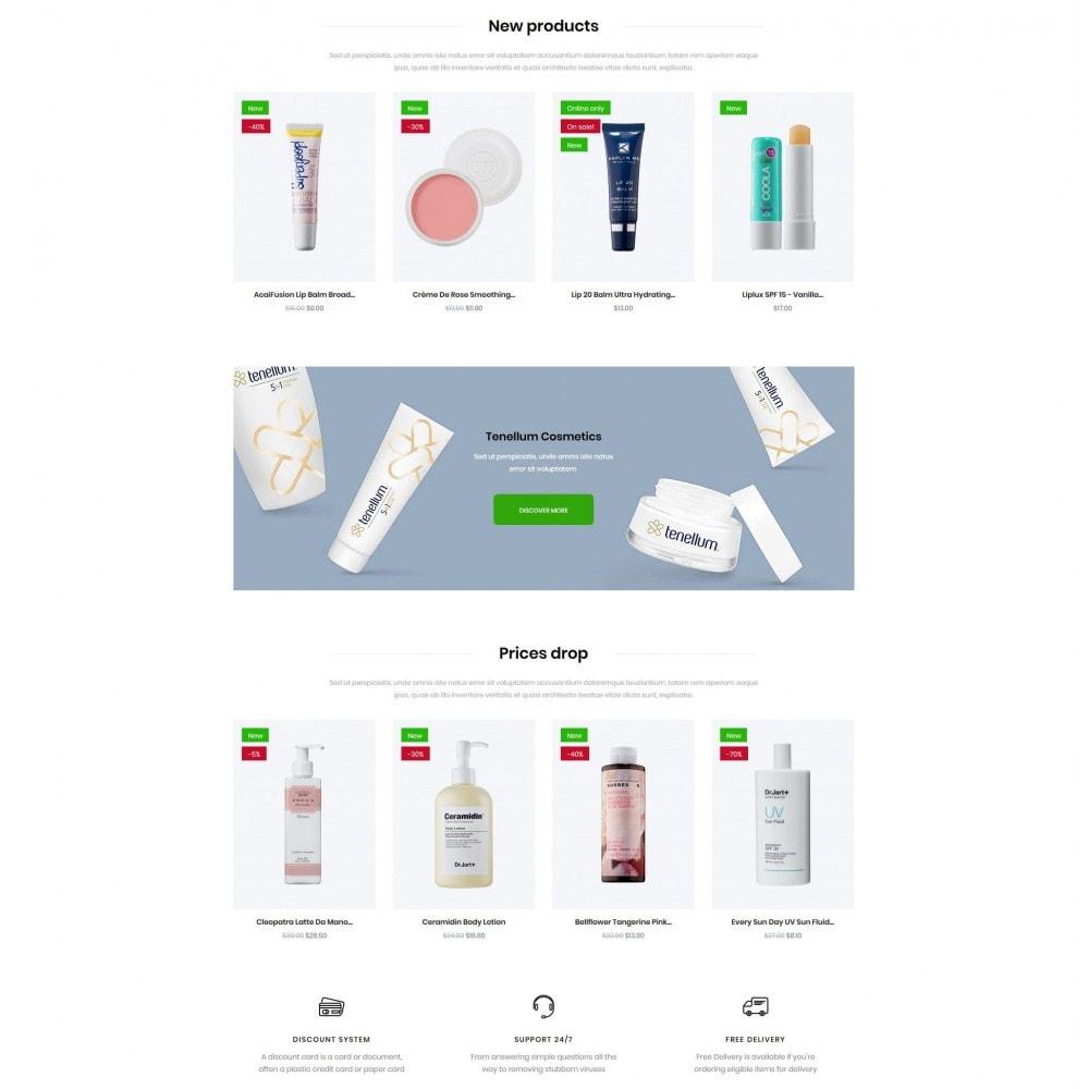 theme - Salud y Belleza - Walgreens Cosmetics - 3
