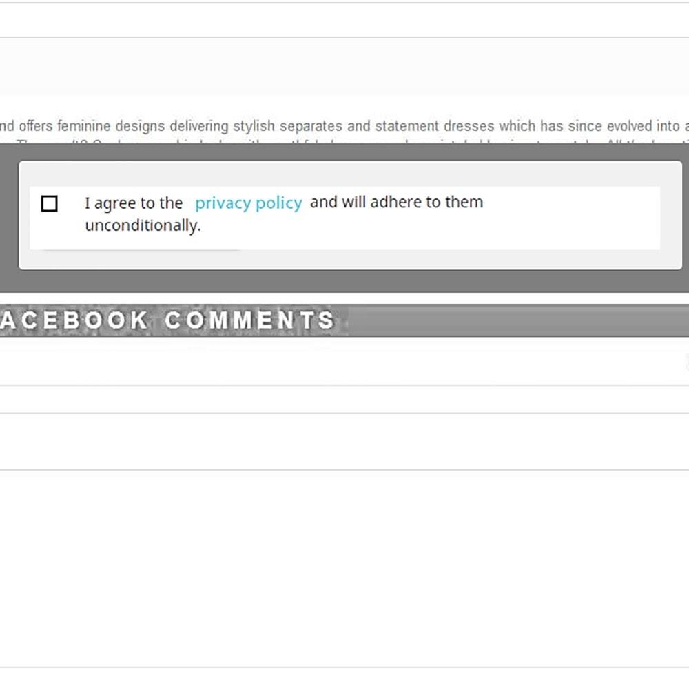 module - Kundenbewertungen - DSGVO Facebook Kommentar und Bewertungen - 3