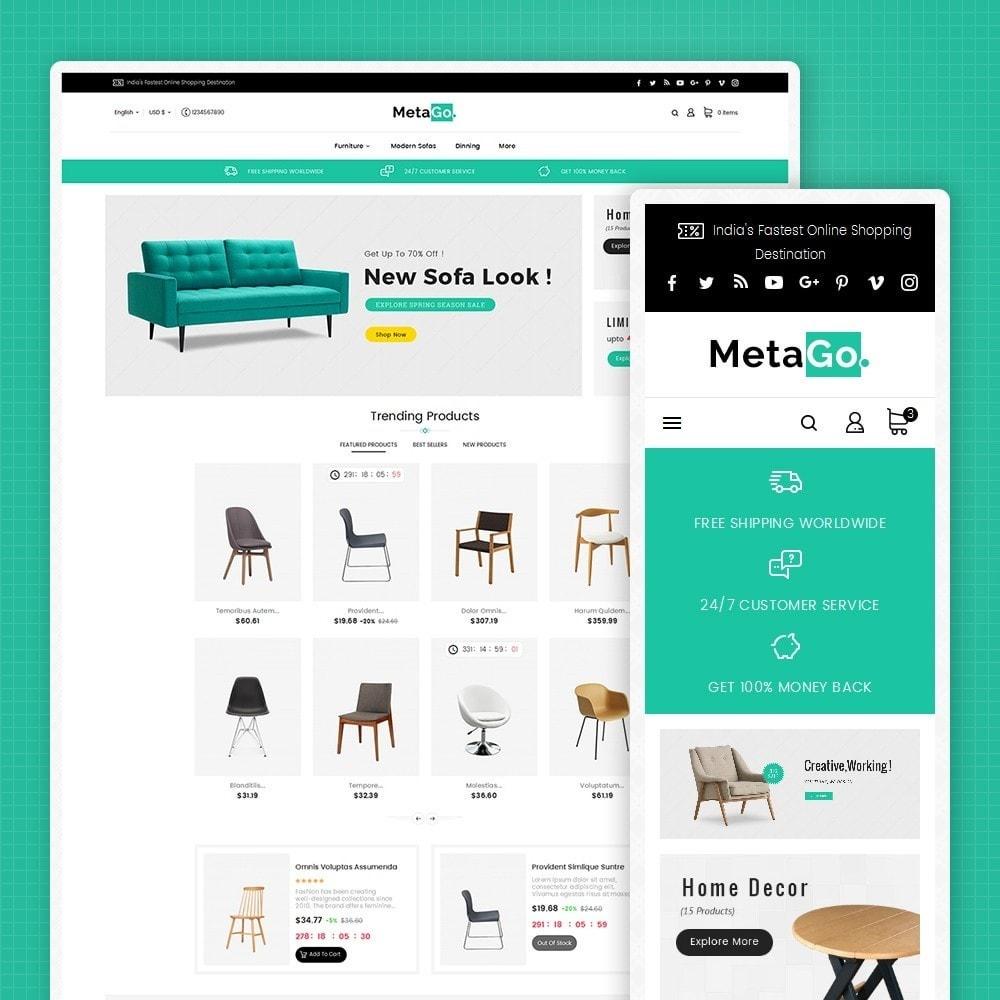 theme - Hogar y Jardín - Melano Furniture Crafts - 2