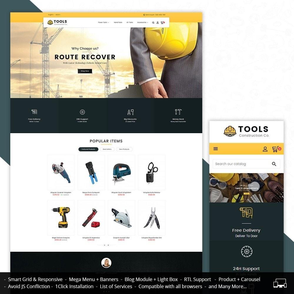 theme - Maison & Jardin - Construction Tools Store - 2