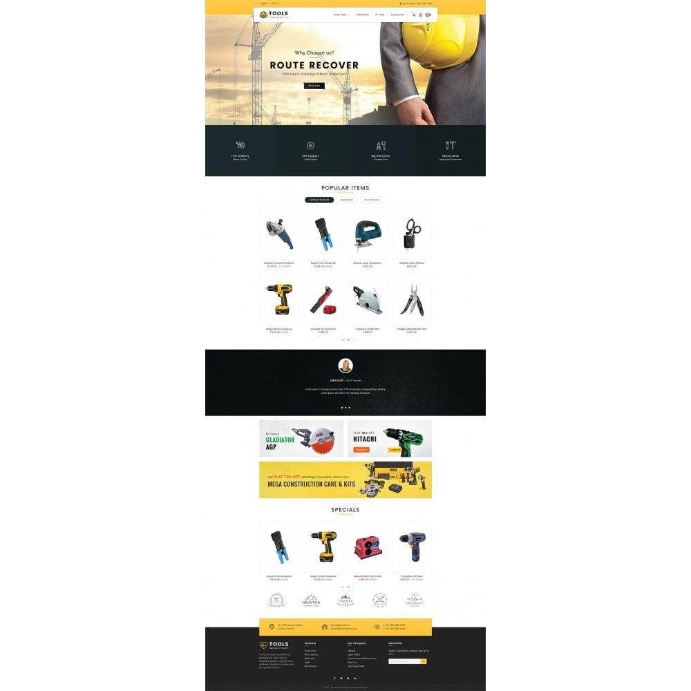 theme - Hogar y Jardín - Construction Tools Store - 3
