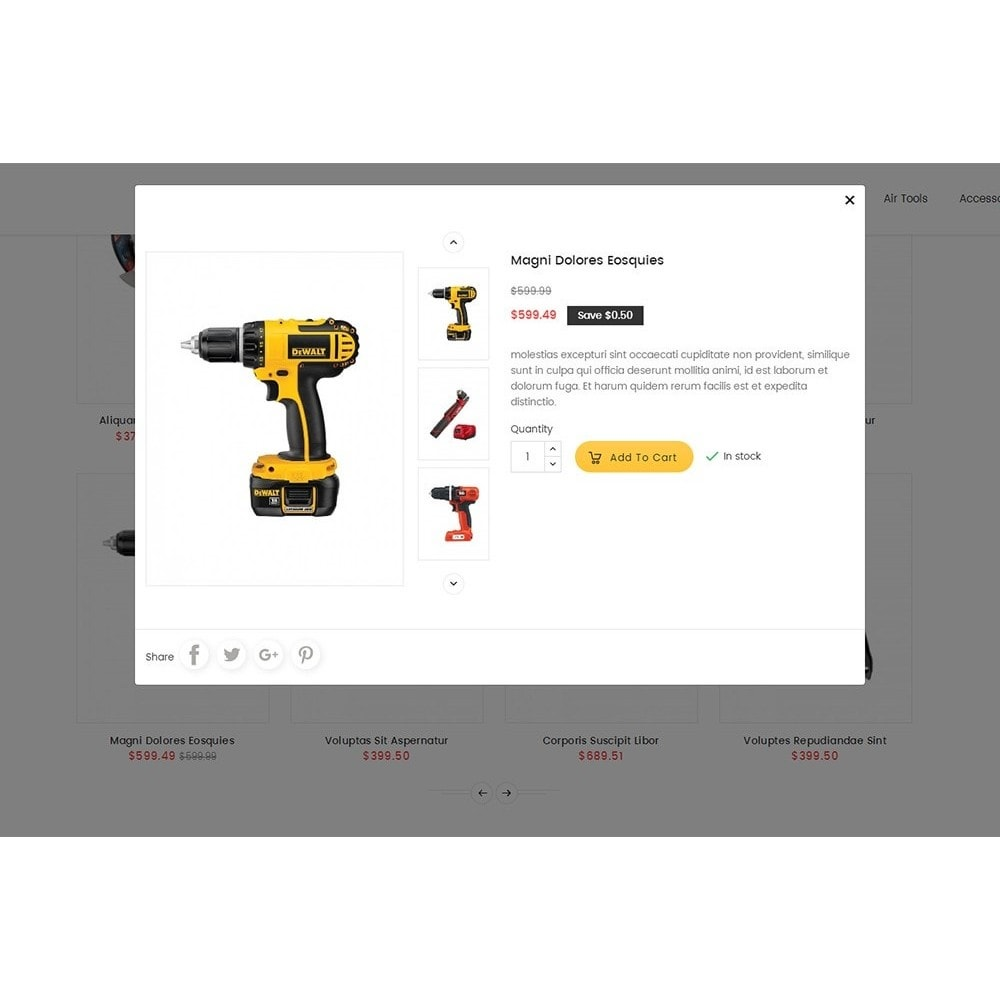 theme - Casa & Giardino - Construction Tools Store - 9