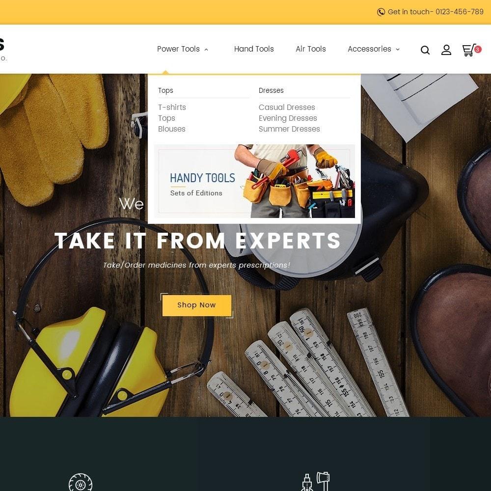 theme - Casa & Giardino - Construction Tools Store - 10