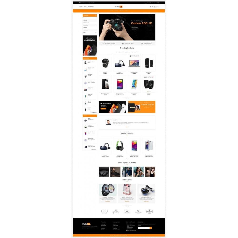 theme - Electrónica e High Tech - Melano Electronics Market - 3