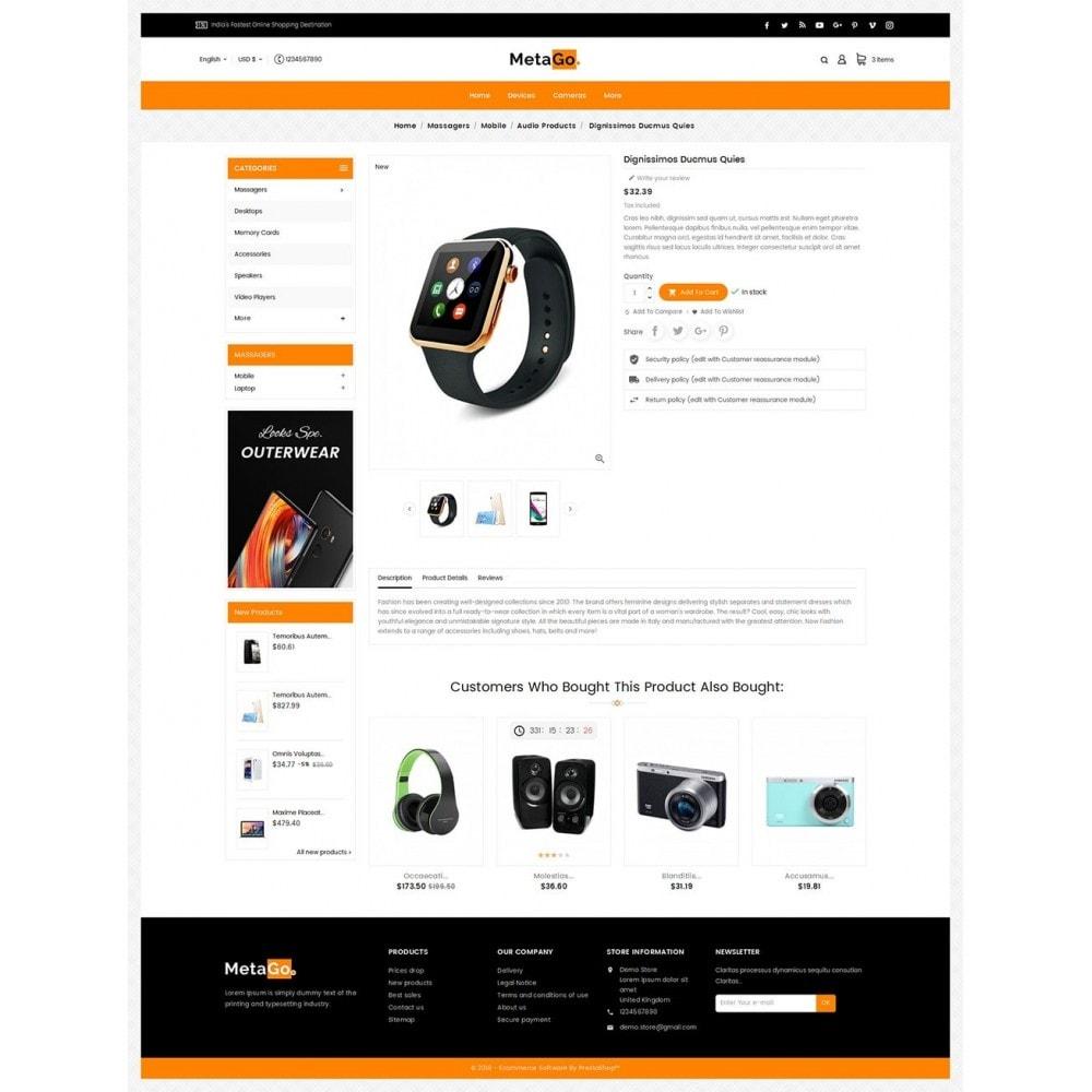theme - Electrónica e High Tech - Melano Electronics Market - 6