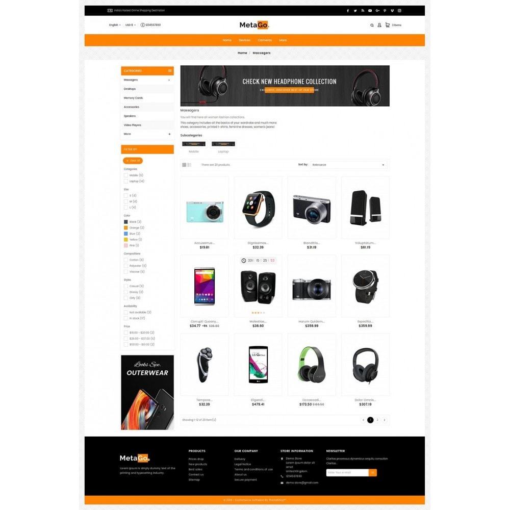 theme - Elektronik & High Tech - Melano Electronics Market - 4