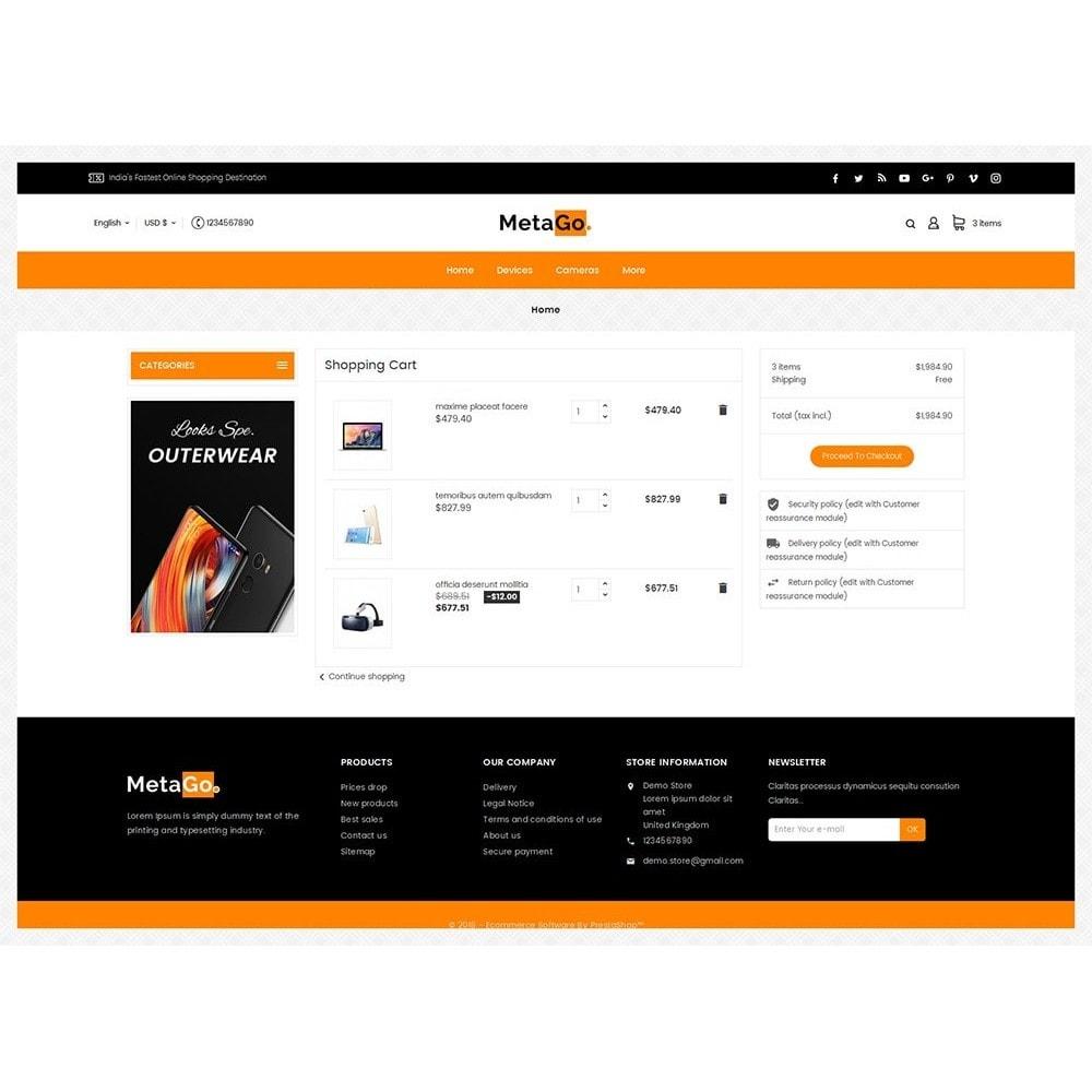 theme - Elektronik & High Tech - Melano Electronics Market - 7