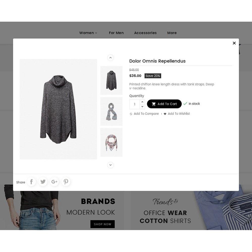 theme - Moda & Calzature - Melano Creative Fashion - 8