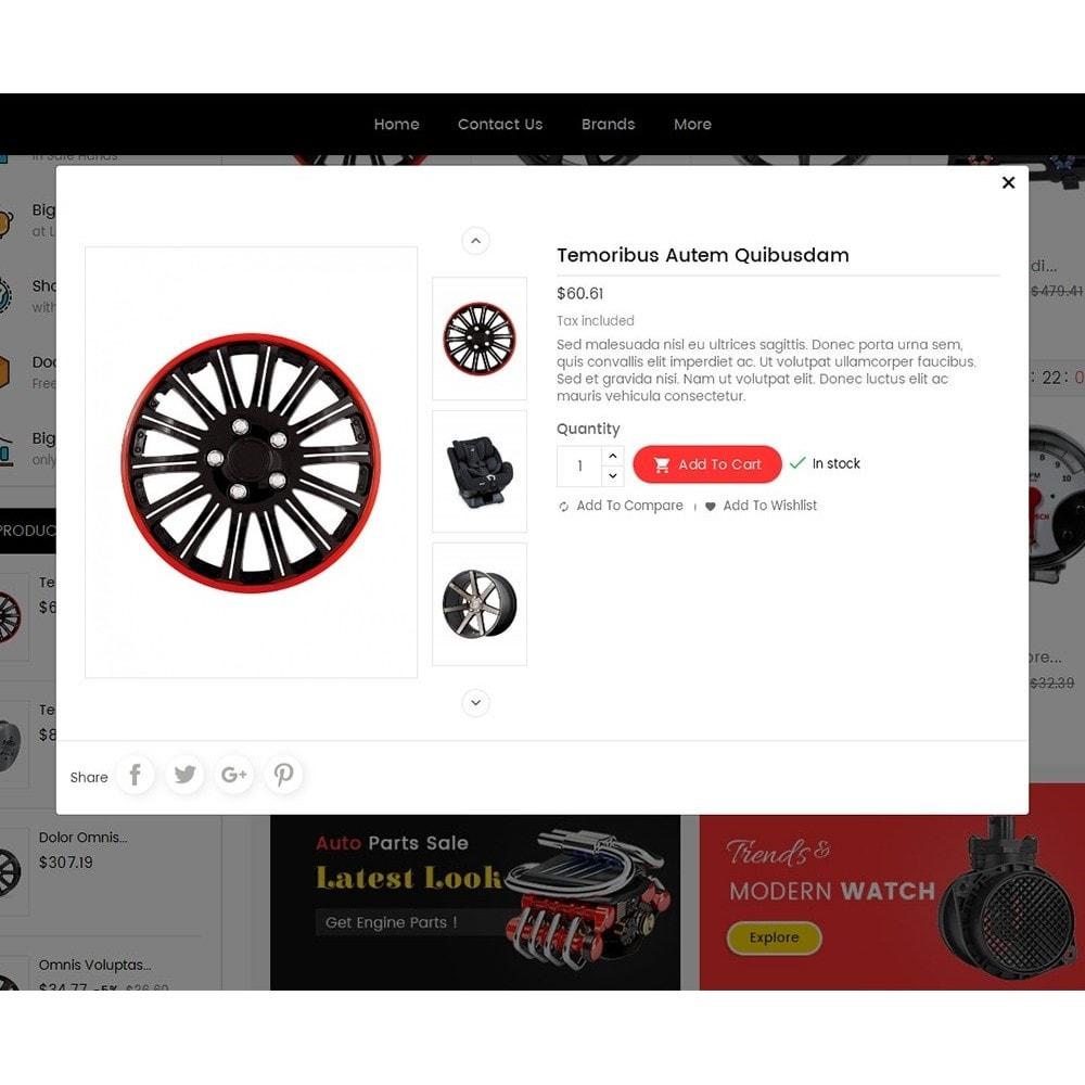 theme - Coches y Motos - Melano Auto Parts Loop - 8