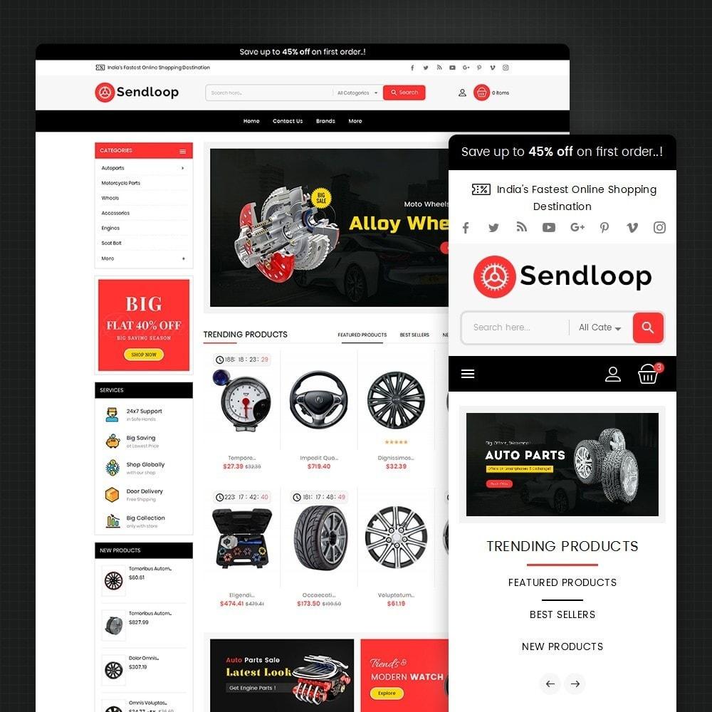 theme - Autos & Motorräder - Melano Auto Parts Loop - 2