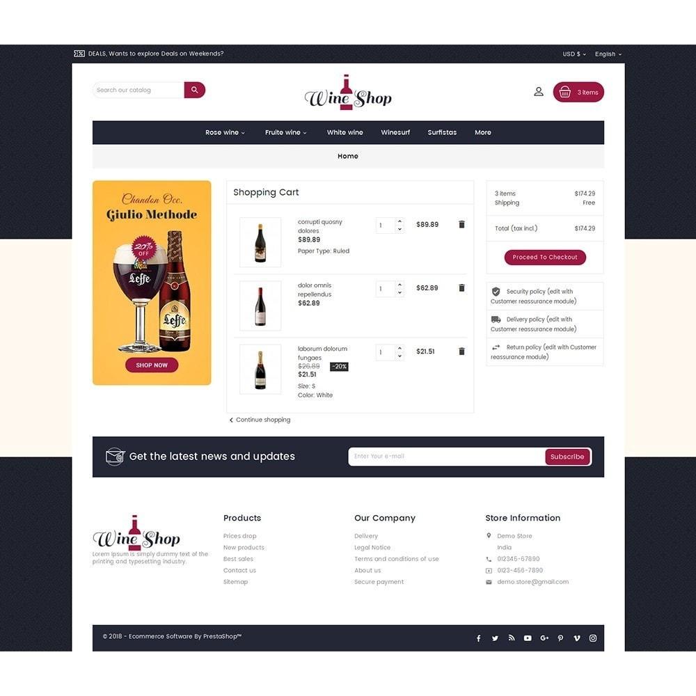 theme - Drink & Wine - Mega Wine Club - 7