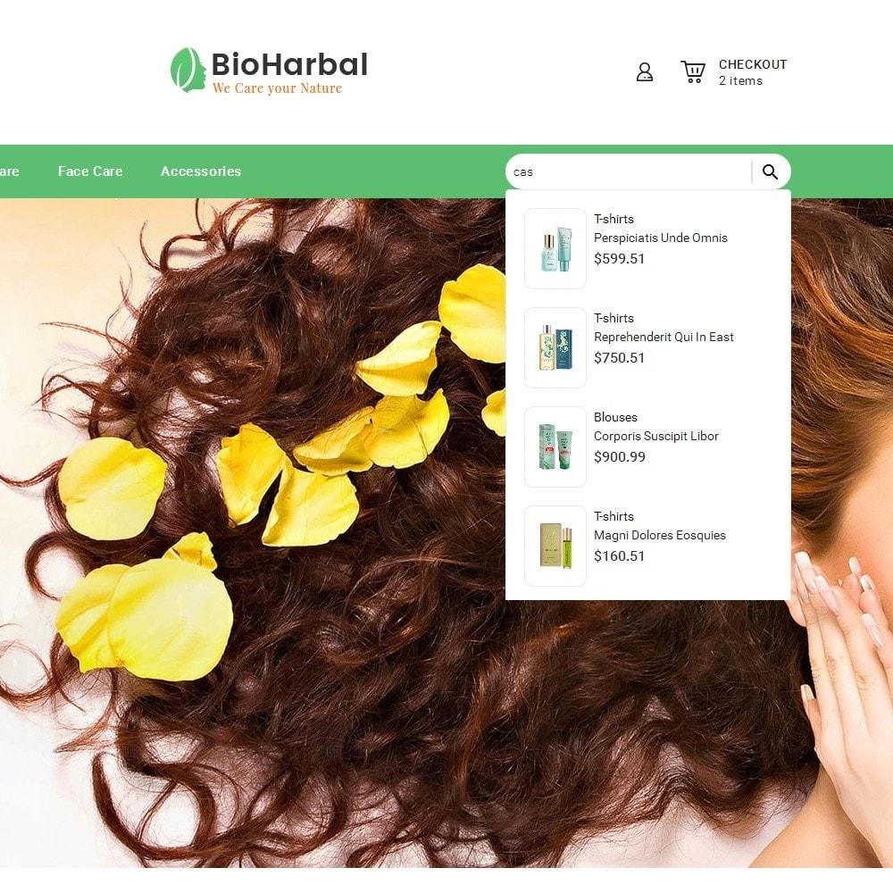 theme - Salute & Bellezza - Bio Cosmetics Store - 11