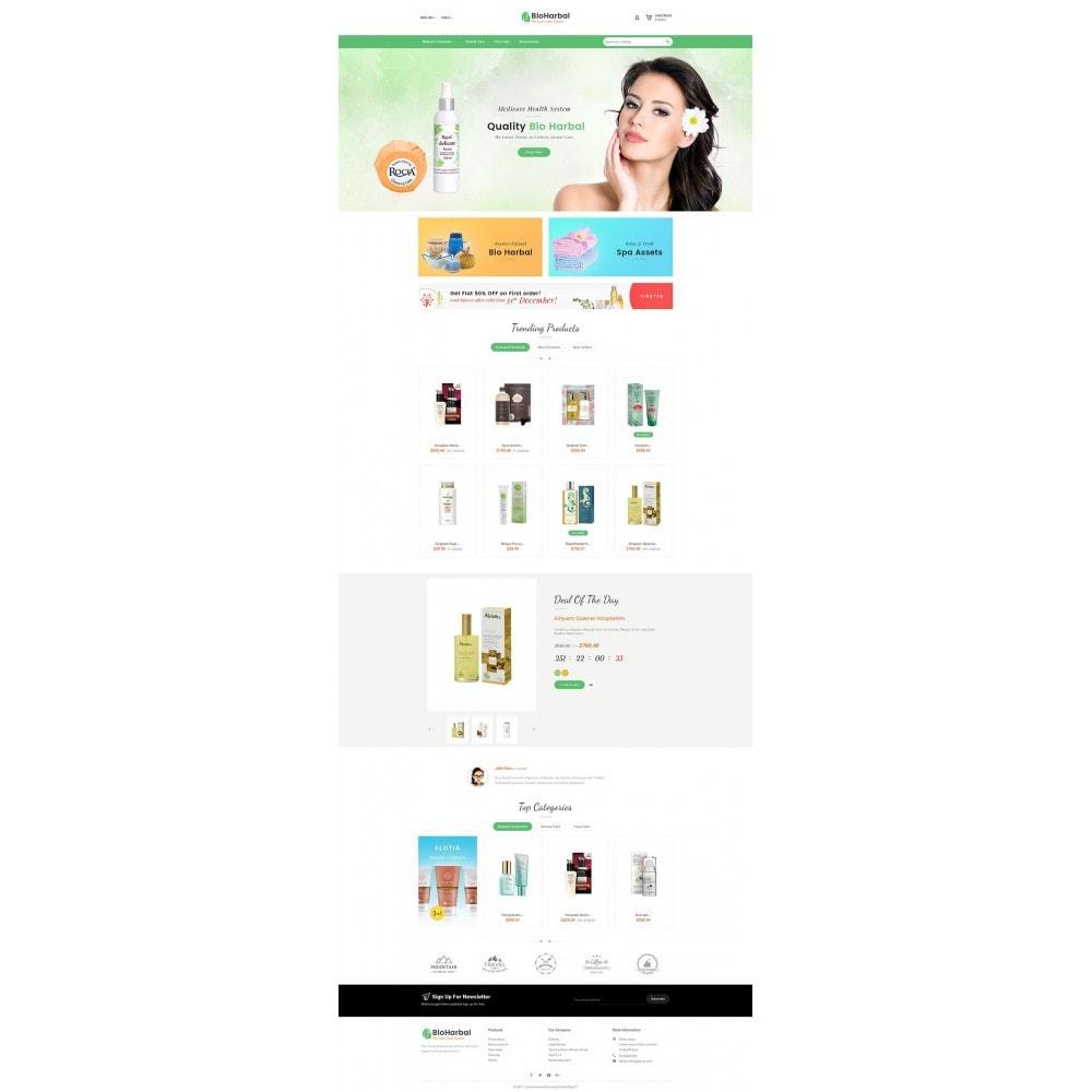 theme - Gesundheit & Schönheit - Bio Cosmetics Store - 3