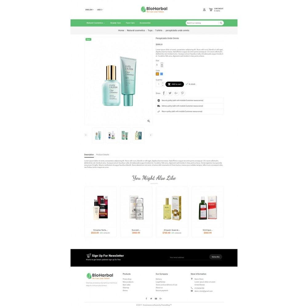 theme - Gesundheit & Schönheit - Bio Cosmetics Store - 6