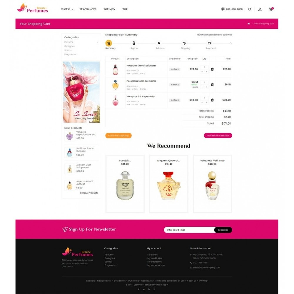 theme - Salud y Belleza - Beauty Perfume Store - 6