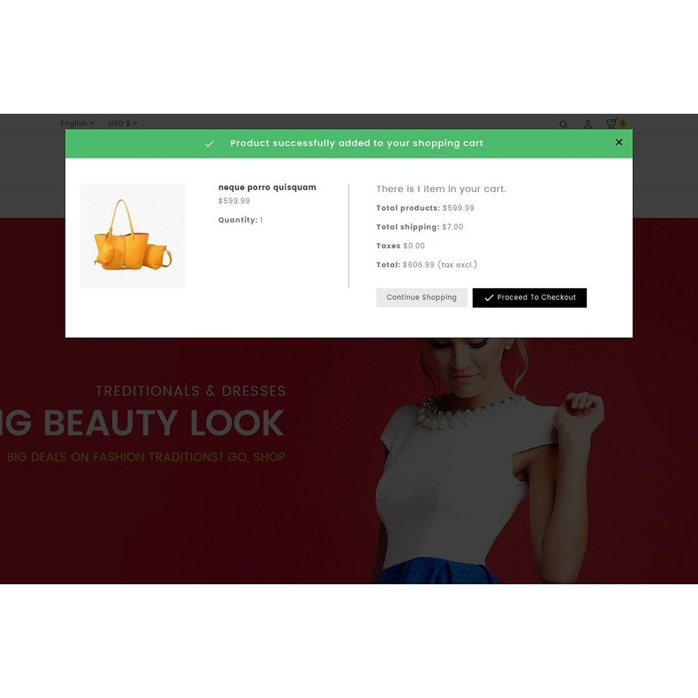 theme - Mode & Schuhe - BePretty Fashion Store - 10