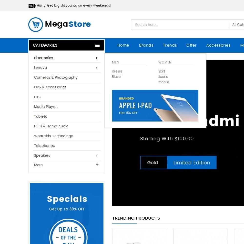 theme - Elektronik & High Tech - Mega Electronics Store - 9