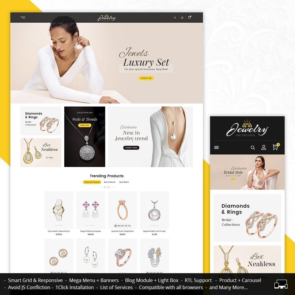 theme - Ювелирные изделия и Аксессуары - Jewelry Store - 1