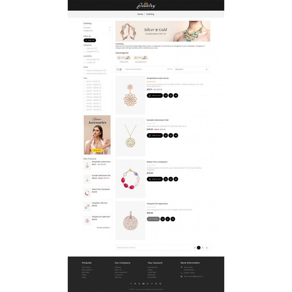 theme - Ювелирные изделия и Аксессуары - Jewelry Store - 4