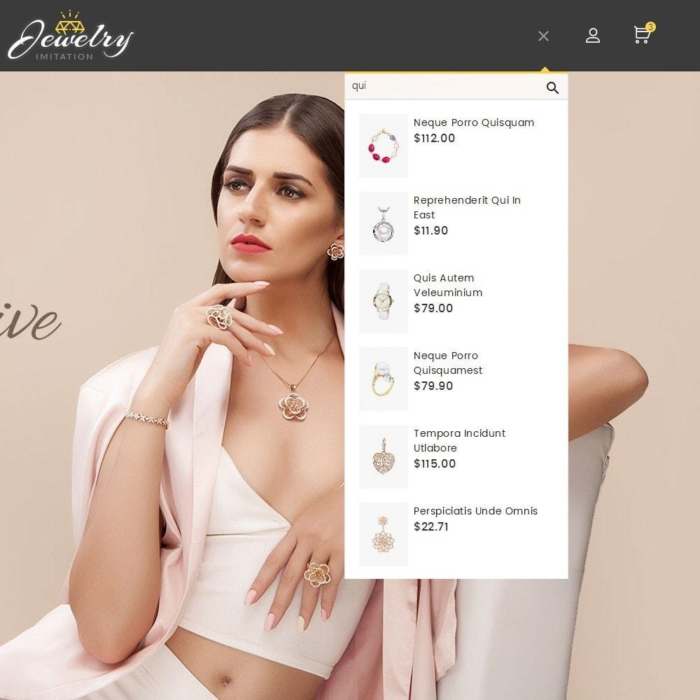 theme - Ювелирные изделия и Аксессуары - Jewelry Store - 10