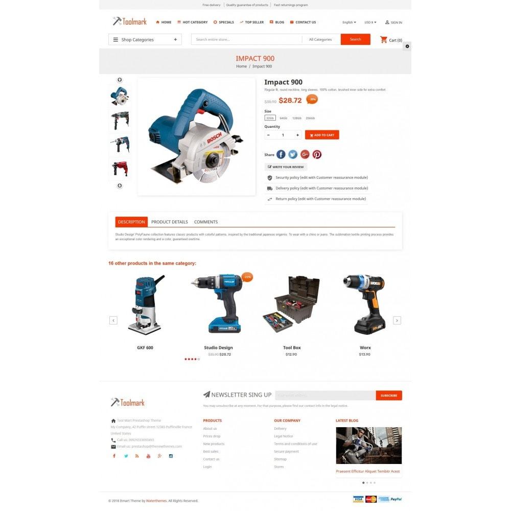 theme - Maison & Jardin - Tools Smart - 6