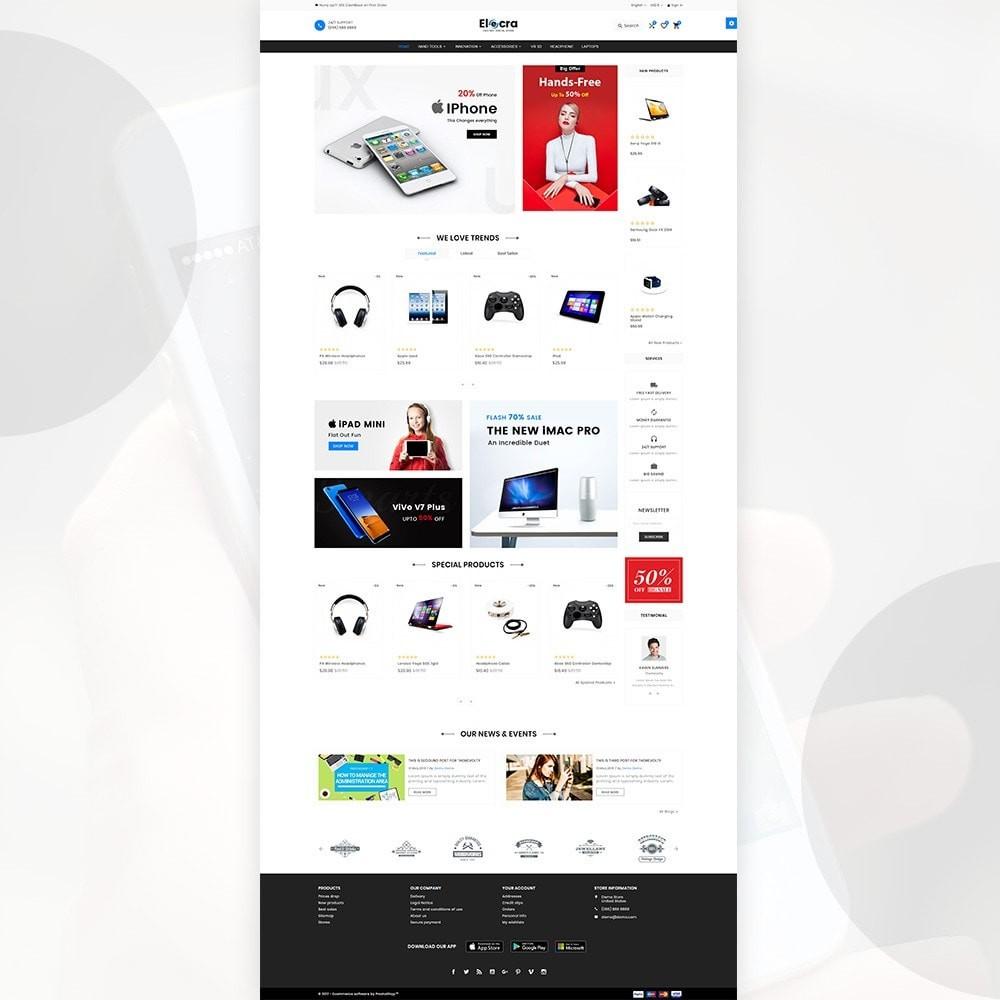 theme - Elektronica & High Tech - Elecra – Electronic Super Store - 2