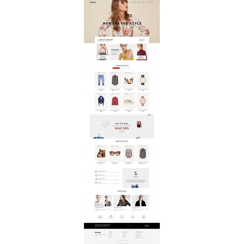 theme - Mode & Schuhe - Baroda Fabrics - 2