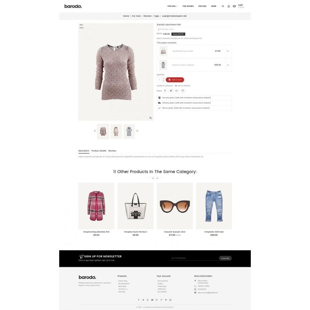 theme - Moda & Obuwie - Baroda Fabrics - 5