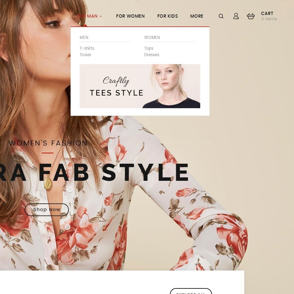 theme - Moda & Obuwie - Baroda Fabrics - 9