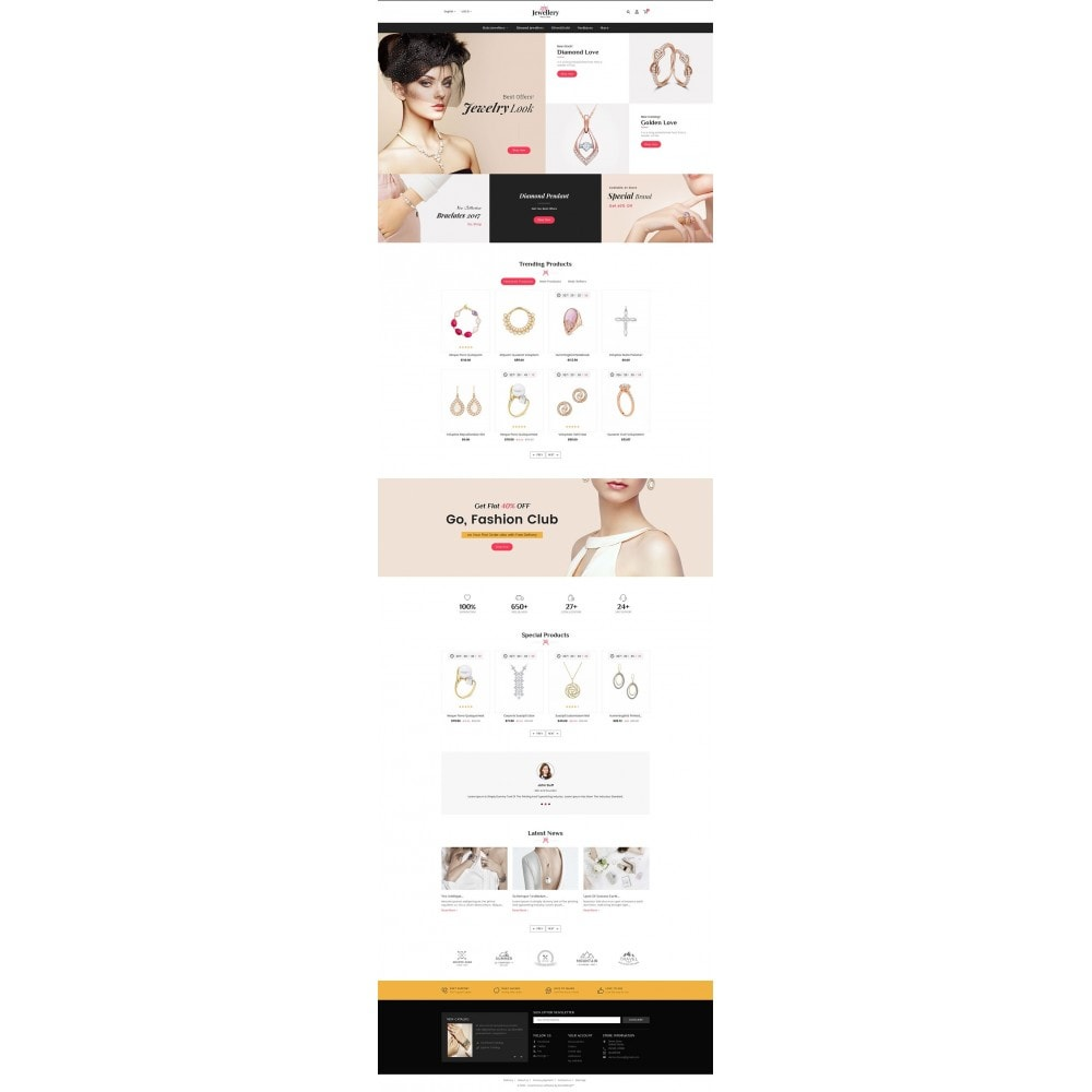 theme - Joalheria & Acessórios - Jewelry Shop - 2
