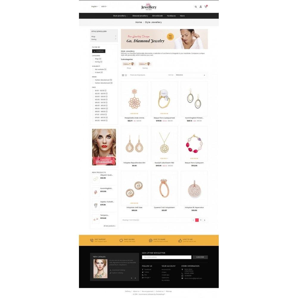 theme - Bellezza & Gioielli - Jewelry Shop - 3
