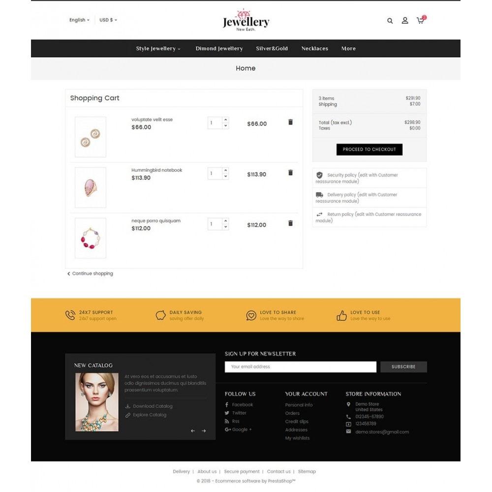 theme - Bellezza & Gioielli - Jewelry Shop - 6