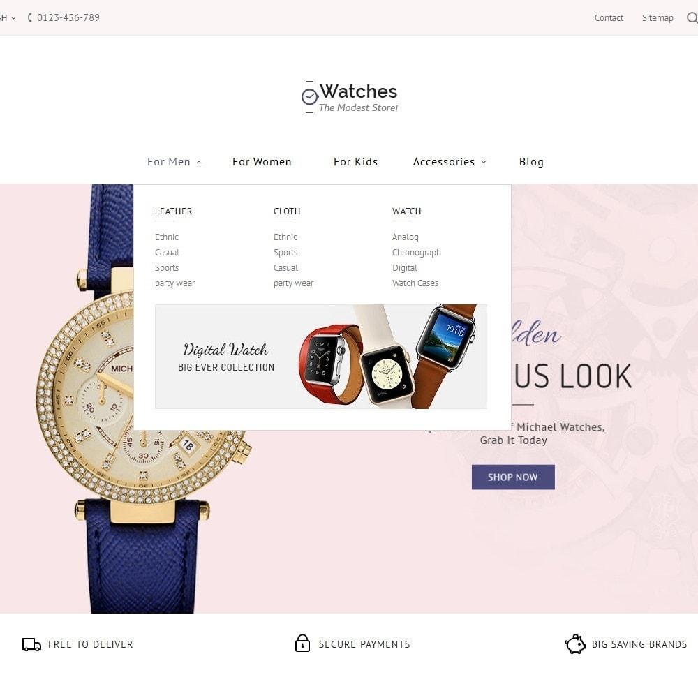 theme - Joyas y Accesorios - Watch Store - 8