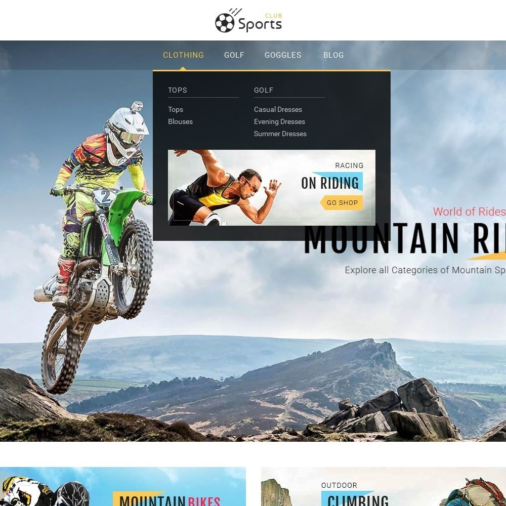 theme - Sport, Attività & Viaggi - Sports Store - 8