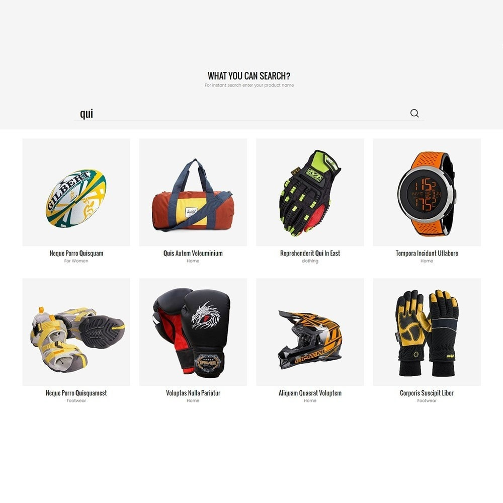 theme - Sport, Loisirs & Voyage - Sports Store - 9