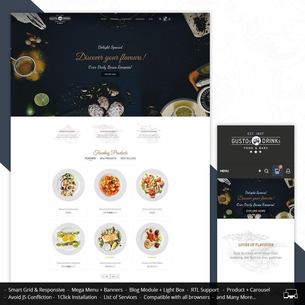 theme - Lebensmittel & Restaurants - Restaurant - 2