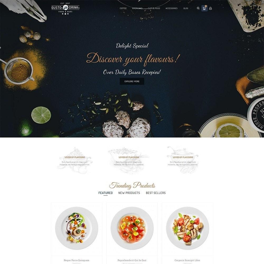 theme - Lebensmittel & Restaurants - Restaurant - 3