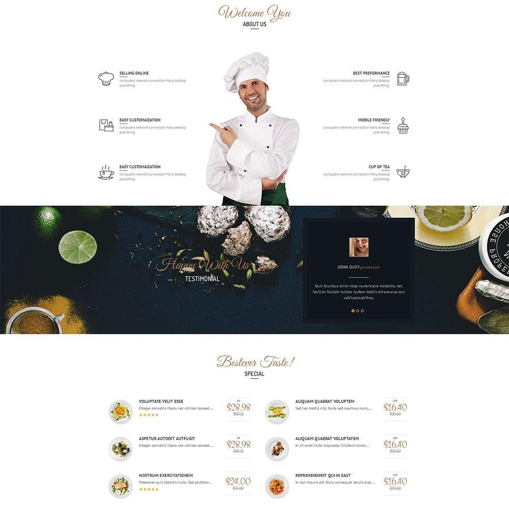 theme - Lebensmittel & Restaurants - Restaurant - 5