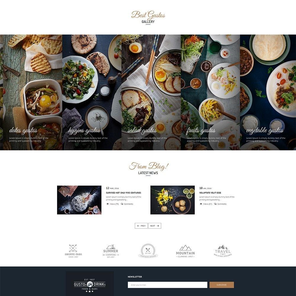 theme - Lebensmittel & Restaurants - Restaurant - 6